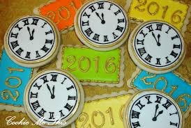 New Year S Cookie Decorations by Saturday Spotlight Top 10 New Year U0027s Cookies Cookie Connection