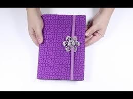 como forrar un cuaderno con tela youtube como hacer fundas para biblia cuaderno o libros youtube