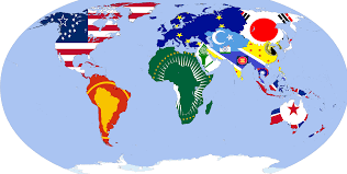 Google Map Of World by New World Map Roundtripticket Me