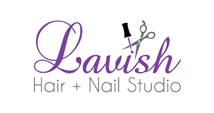 paige sabedra graphic designer lavish hair u0026 nail studio