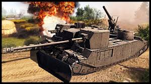 military land cruiser giant land cruiser tanks super heavy british landships men of