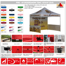 professional 10x10 marquee custom pop up party tent event gazebo w