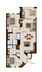 Small Condo Floor Plans 2 Bedroom Floor Plans Google Search My Style Pinterest