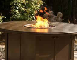 Tropitone Fire Pit by Fireplace Screens Atlanta Doors Gas Logs Firepits Shop Atlanta
