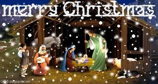 gif animated christmas card fellowship of the minds