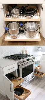 kitchen cabinet colors diy 15 easy diy ideas to organize your kitchen cabinets 2017
