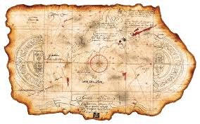 Treasure Maps One Eyed Willie U0027s Treasure Map From Goonies Maps Pinterest