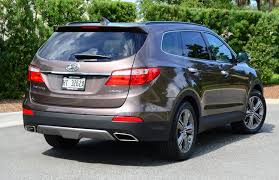 2013 hyundai santa fe limited 2013 hyundai santa fe limited rear side