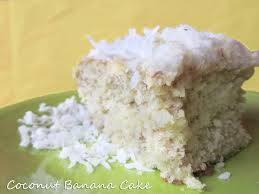 diddles and dumplings coconut banana cake