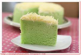 cara membuat kue bolu jadul it all started with his birthday cake pandan keju kukus old