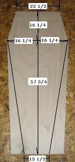 casket dimensions free coffin plans how to build a coffin going to need this for