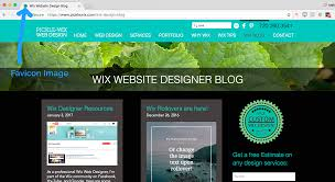 design icon wix how to add a favicon to a wix website denver web design wix