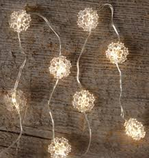 your s delight by s micro led light string warm