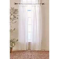 Tab Top Sheer Curtain Panels Best 25 Tab Top Curtains Ideas On Pinterest Tab Curtains