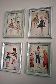artwork baby nursery decor ideas