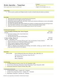 elementary resume template elementary resume exles home design ideas home