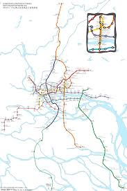 Shenzhen Metro Map by Urbanrail Net U003e Asia U003e China U003e Guangzhou Metro