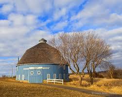 Dome Barn The Moody Round Barn Chisago County Minnesota Gary Alan