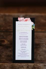 layout of wedding ceremony program romantic sonoma winery wedding wedding ceremony programs ceremony