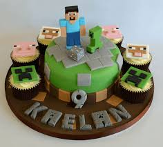 Minecraft Cake Decorating Kit Top 10 Minecraft Party Ideas Free Minecraft Party Printables