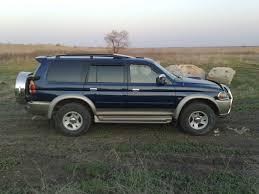 2000 mitsubishi pajero sport pictures 2 8l diesel automatic