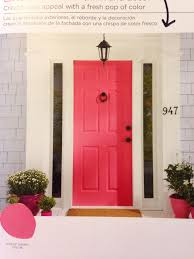 hint of cherry valspar home pinterest valspar front doors