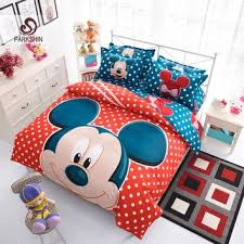 Mickey Mouse Queen Size Bedding Shop Mickey Mouse Bedding On Wanelo