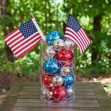 show pride with patriotic lights and decor christmas lights etc