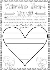 valentine worksheets free worksheets library download and print