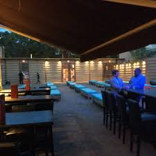 Patio Lighting Options by Barcode Brings A New Kind Of Nighttime Entertainment To The City
