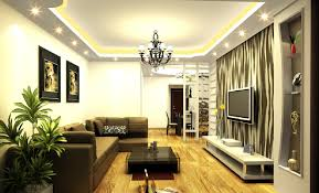 ceiling living room lighting with elegant living room wall