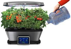 use a gourmet seed starter kit for incredible indoor gardening