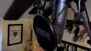 thomann studio desk home studio tour youtube
