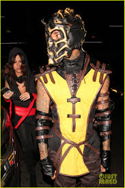 kylie u0026 kendall jenner go all out for halloween as xena u0026 karl