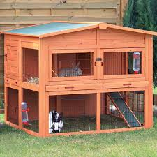 Rabbit Hutch With Detachable Run Rabbit Hutches Outdoor U0026 Indoor Rabbit U0026 Bunny Hutches Petco