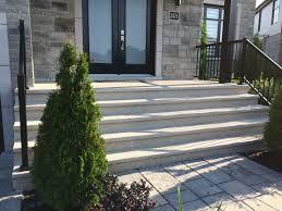bloc marche escalier exterieur revêtement de béton extérieur béton surface plancher garage