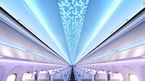 airbus shows off fancy new cabin design jun 20 2017