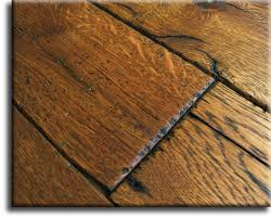 scraped flooring aged edge distressing from appalachian