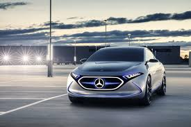 mercedes concept cars mercedes benz unveils all electric eqa concept hypebeast