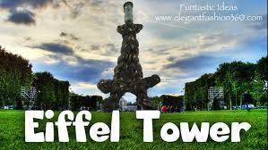 rainbow loom eiffel tower charms how to summer series youtube
