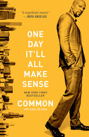 the color of water book one day it u0027ll all make sense book by common adam bradley