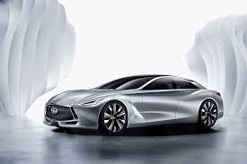 infiniti q80 inspiration hybrid concept unveiled at paris motor show