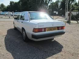 mercedes 190e 1991 south western vehicle auctions ltd