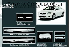 2011 toyota corolla accessories toyota corolla accessories 2007 2008 2009 2010 2011 toyota