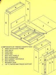 best 25 diy murphy bed ideas on pinterest murphy bed plans
