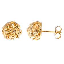 gold stud earrings for women gold earrings costco