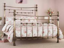 Antique Metal Bed Frame Solid Brass Sleigh Bed Charles P Rogers Beds Direct Makers Of With