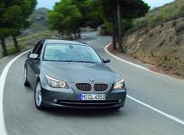2008 bmw 5 series review top speed