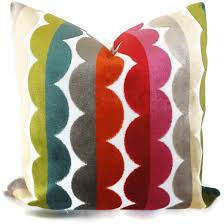 Etsy Decorative Pillows Jonathan Adler Decorative Pillow Cover Accent Pillow