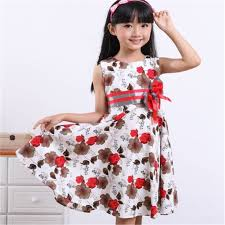aliexpress com buy cospot baby girls floral dress summer